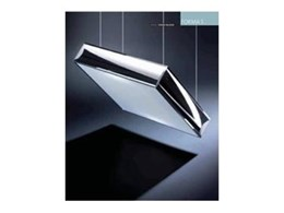 Forma 5 family luminaire fluorescent lighting from E-Lux Lighting Design & Consultancy