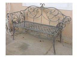 French garden bench from Christophe Living