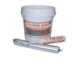 Fyreflex fire rated sealants now available from Trafalgar Fire Containment Solutions
