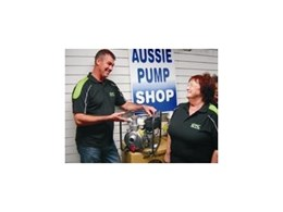 GYC to service Australian Pump Industries' products at its new pump supermarket