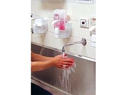 Galvin Engineering supplies hands free tapware to Westmead infection control areas