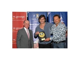 Galvin Engineering wins Third Generation National Family Business Awards 2010
