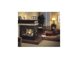 Gas fires available from Regency Fireplace Products Australia