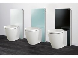 Geberit Monolith exposed slimline cistern wins Australian Business Award for Best New Product