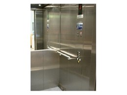 Gen2Focus machine roomless elevators available from Otis Elevator Co for use in residential applications