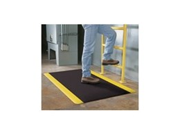 General Mat Company offers Supreme SlipTech dry area anti-fatigue mats