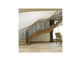 Georgian staircase available from S & A Stairs