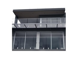 Glass fencing and balustrades from Dimension One Glass Fencing