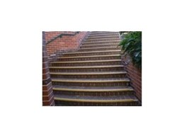 Global Safe NSW provides Safe Grip anti slip stair nosings for Sydney school