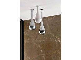 Goccia tap mixers, showerheads, basins and accessories by Gessi from Just Bathroomware