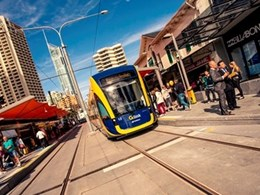 Gold Coast light rail system opens to the public