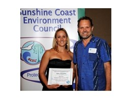 Greywater recycling systems by Ozzi Kleen recognised at 2009 Environment Awards