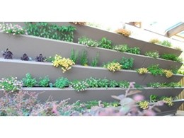 H2O Designs now offer custom built vertical planters