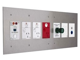 HPM Legrand new antimicrobial electrical accessories switch on safety in healthcare