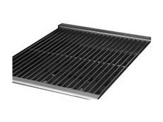 Health-e-plates and barbecue grills for the E Series available from Everdure
