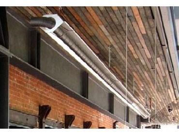 Heatray Gas Tube Radiant Heaters From Celmec International