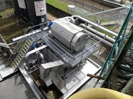 Heinz plant upgrades to CST rotary drum screen to improve solids capture