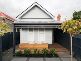 Sculptural renovation brings new light to Victorian cottage
