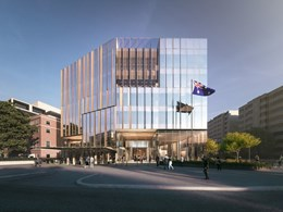 Bates Smart to design new Australian Embassy in Washington DC