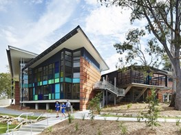 New kid on the block: Ambrose Treacy College Middle School by Fulton Trotter Architects