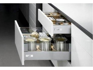 Hettich S Innotech Drawers For Customisable Storage Spaces In Open Plan Homes Architecture And