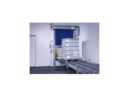 High Speed Roll Doors for Conveyors from DMF International