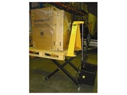 High lift pallet trucks available for hire from Kennards Lift and Shift