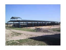 Horse Riding Arenas available from Trusteel Fabrications