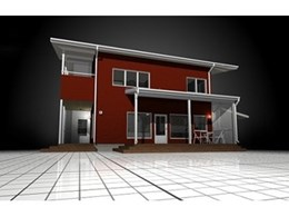 House design software from Vertex CAD/PDM Systems Pty Ltd