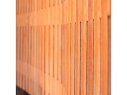 House of Bamboo's timber slat screens