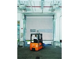 How to select the right high speed insulated doors: DMF International