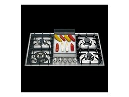Ilve HP95F Flushline Tepanyaki gas cooktops available from Designer Homeware