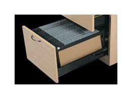 ImpazOffice drawer runners for office furniture from Harn