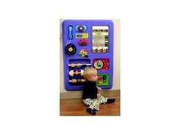 In-store Play Panels from Child Friendly Solutions