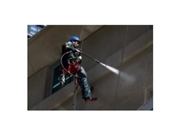 Industrial cleaning, repair and maintenance services from Abseilers United