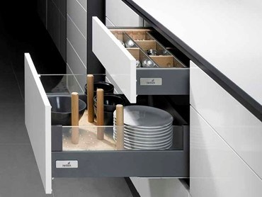 Innotech Drawers By Hettich For Kitchens And Bathrooms Architecture And Design