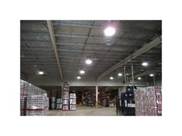 Innovative Solatube daylight systems installed at Simplot warehouse