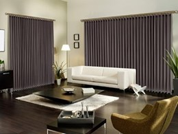 Innovative blinds from Kresta customised to suit space, style and budget