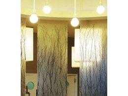 Invision decorative panels from XFLO Innovative Surfaces