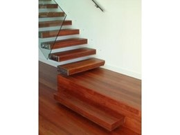 Ironbark timber flooring from Eco Timber Group