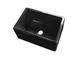 Italian-made ceramic butler sinks by Acquello available from The English Tapware Company