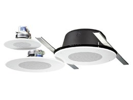 JBL announces new range of commercial ceiling speakers available from Jands