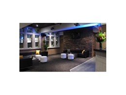 JBL sound system from Jands installed in Shelbourne Hotel's Linq Bar and Restaurant