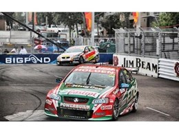 Jands Links V8 Supercars Races with Optocore Fibre Optic Audio Distribution Network
