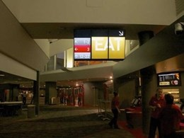 Just Digital Signage completes software upgrade at Adelaide Entertainment Centre