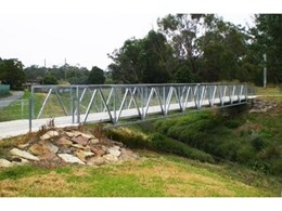 K1105 Murray steel truss bridges available from Landmark Products