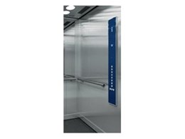KONE 3000L MonoSpace passenger lifts from Kone Elevators