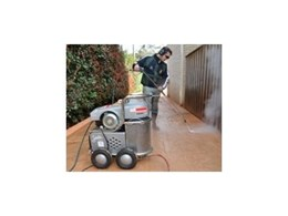 Kennards Hire Supplies Electric Hot Water Blasters