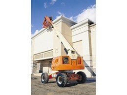 Kennards Hire adds 50 new boom and scissor lifts to its fleet of elevated work platforms