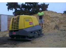 Kennards introduces remote-controlled vibratory plate compactors